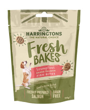 Load image into Gallery viewer, Harringtons Fresh Bakes Fish Bites Front