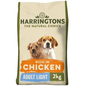 Light Chicken and Rice Dinner Dry Dog Food 2kg