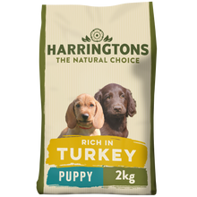Load image into Gallery viewer, Puppy Complete Rich in Turkey & Rice Dry Dog Food 2kg