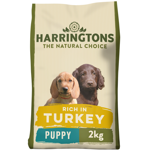 Puppy Complete Rich in Turkey & Rice Dry Dog Food 2kg