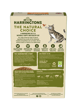 Load image into Gallery viewer, Harringtons Adult Cat Food with Fresh Chicken 425g Ingredients