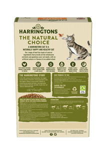 Harringtons Adult Cat Food with Fresh Chicken 425g Ingredients