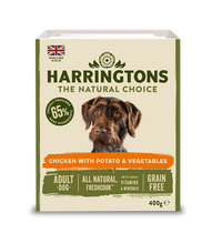 Load image into Gallery viewer, Harringtons Mixed Wet Dog Food Chicken