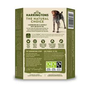 Harringtons Mixed Wet Dog Food Chicken