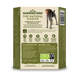 Harringtons Mixed Wet Dog Food Salmon