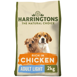 Light Chicken and Rice Dinner Dry Dog Food