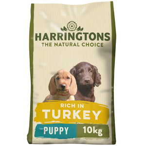 Puppy Complete Rich in Turkey & Rice Dry Dog Food