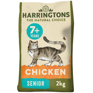 Senior Cat Food with Fresh Chicken