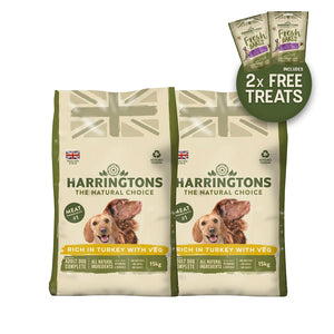 Harringtons Dry Dog Food Bundle