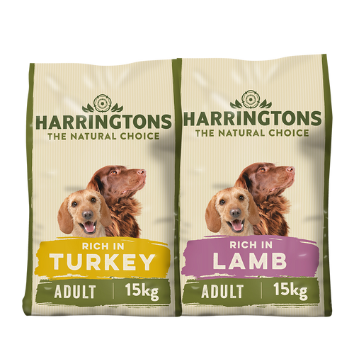 Harringtons 2x Dry Dog Food Bundle