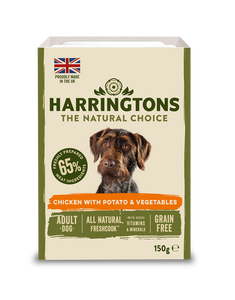 Grain Free Poultry Selection Wet Dog Food Bumper Pack 24x150g