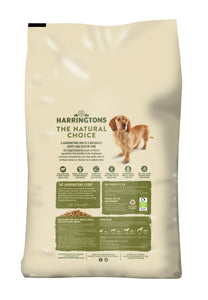 Harringtons Rich in Lamb & Rice Dry Dog Food Ingredients