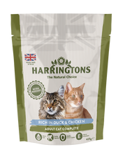 Load image into Gallery viewer, Harringtons Rich in Duck & Chicken Dry Cat Food