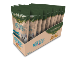 Harringtons Tuna Cat Treats (12x65g)