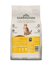 Load image into Gallery viewer, Harringtons Rich in Turkey & Chicken Dry Cat Food