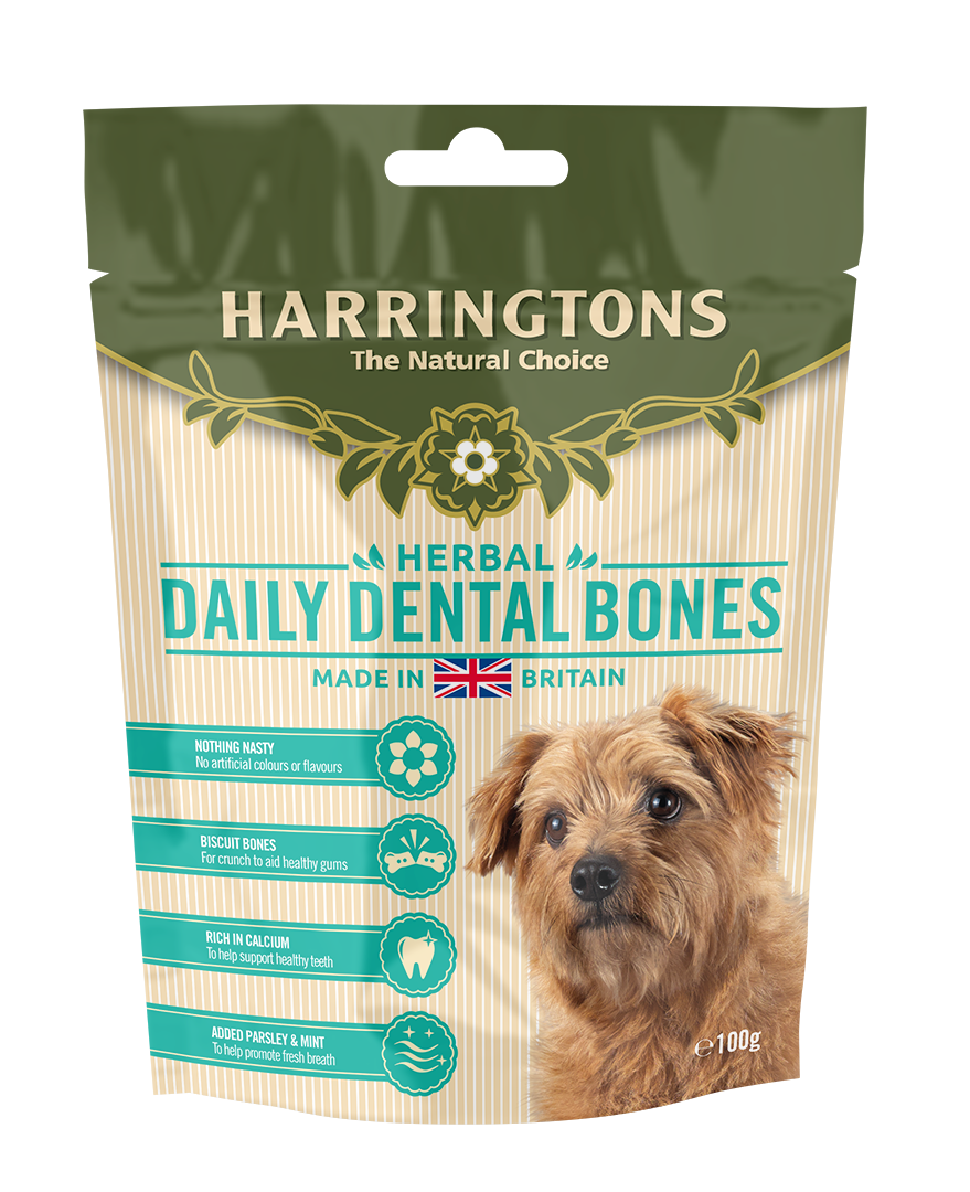 Harringtons Daily Dental Bones