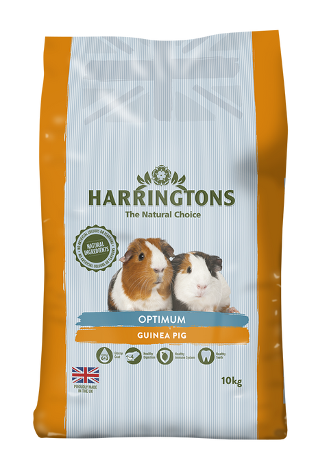 Harringtons Small Animal Optimum Guinea Pig Food