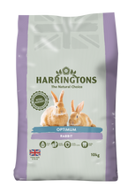 Load image into Gallery viewer, Harringtons Small Animal Optimum Rabbit Food