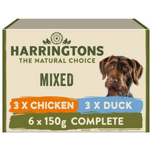 Mixed-Multipack Wet Dog Food 4 x (6 x 150g)