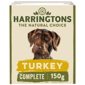 Turkey with Potato & Vegetables Grain Free Wet Dog Food 7x150g