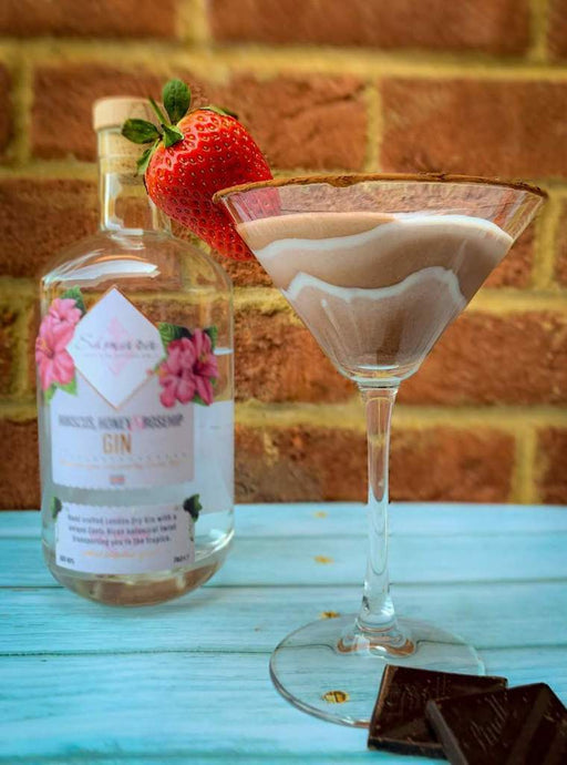 Chocolate Martini - Great Digestif!