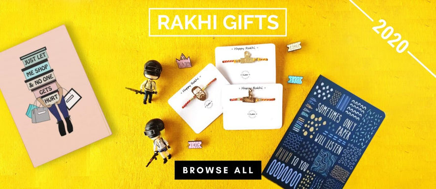 The Ultimate Raksha Bandhan Gift Guide