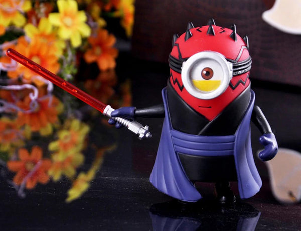 jholmaal - Star Wars Minions Action Figures (Set of 6)