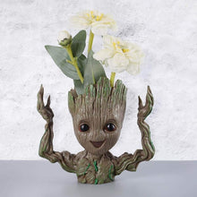 Load image into Gallery viewer, 3D Groot Stationary Holder Flowerpot