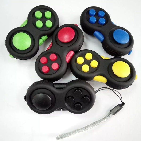 Fidget Pad Controller with 8 functions