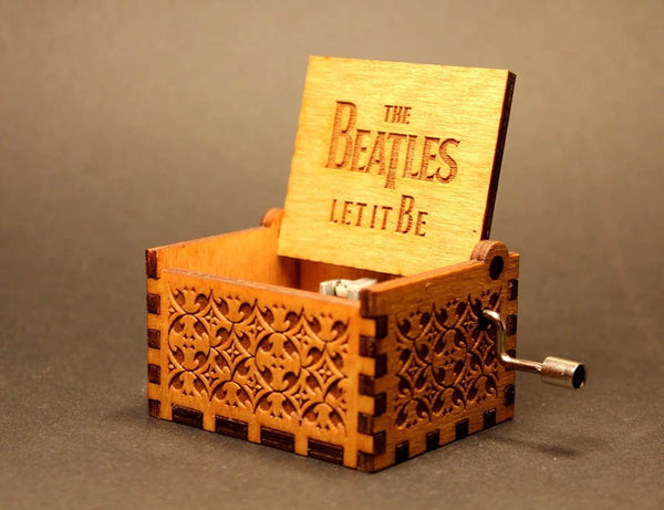 The Beatles Let it be Music BoxThe Jholmaal Store