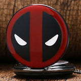 Deadpool Quartz Pocket Watch