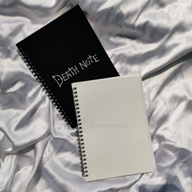 Deathnote Notebooks