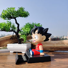 Load image into Gallery viewer, 3D Dragon BallZ Goku Bobblehead