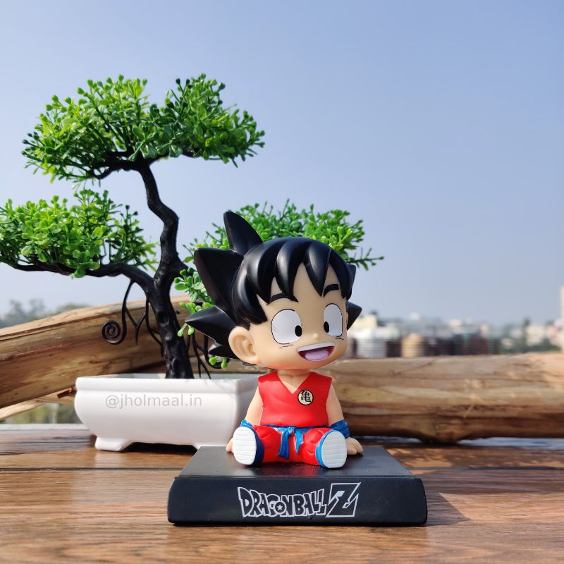 3D Dragon BallZ Goku Bobblehead
