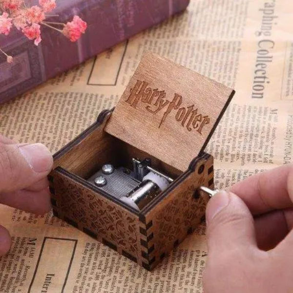 Harry Potter Hedwig Theme Music Box