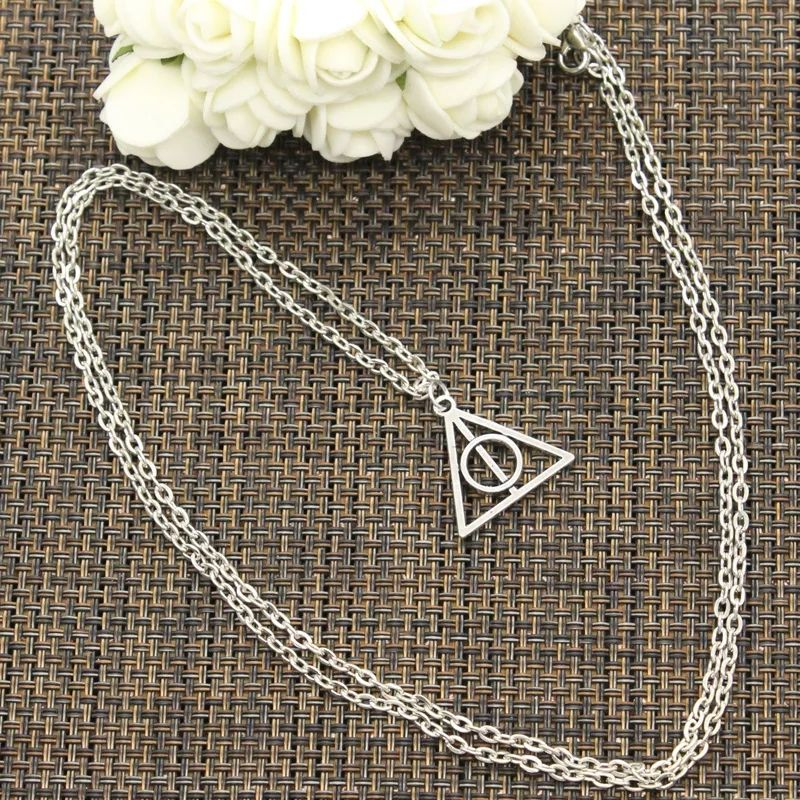 Deathly Hallows Pendant inspired by Harry Potter