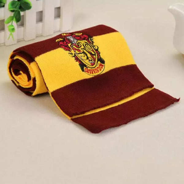 Gryffindor Scarf inspired from Harry Potter
