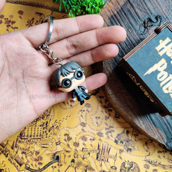 Harry Potter inspired Pop Keychains