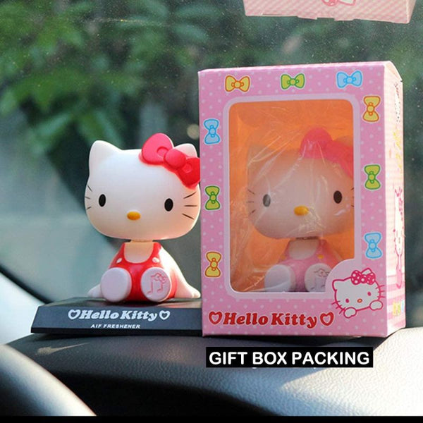 3D Hello Kitty Bobblehead
