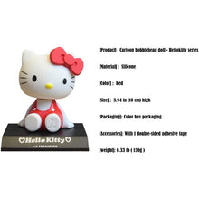 Load image into Gallery viewer, 3D Hello Kitty Bobblehead