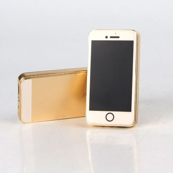 Phone Shaped Lighter (Rechargeable)