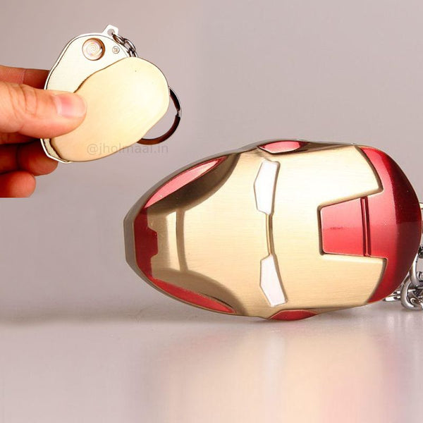Ironman Face Lighter (Rechargeable)