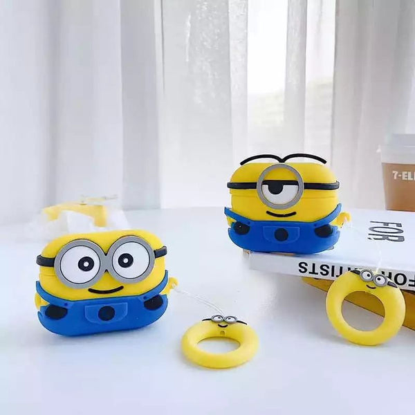 Minion Airpods Case Cover