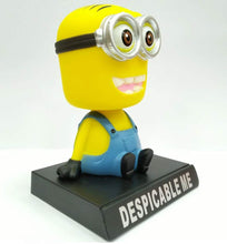Load image into Gallery viewer, 3D Minion Bobblehead