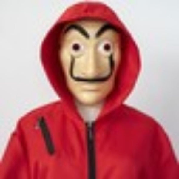 Salvador Dali Money Heist Costume Set