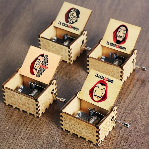 Money Heist Music Box