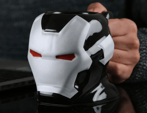 Ironman Inspired 3D Mug