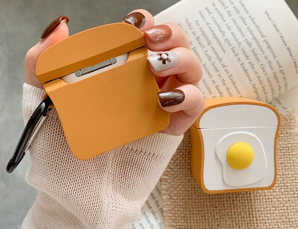 Omelette Toast Airpods Case CoverThe Jholmaal Store