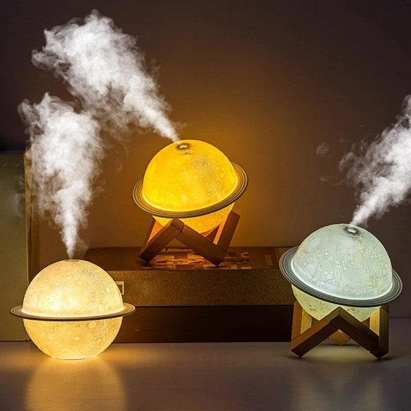3D Planet Lamp Humidifier