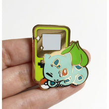 Load image into Gallery viewer, Pokemon Pokedex Lapel Pin Badge (1pc)